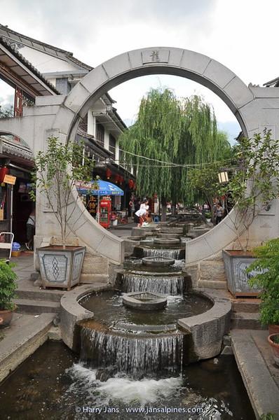 Dali, old town