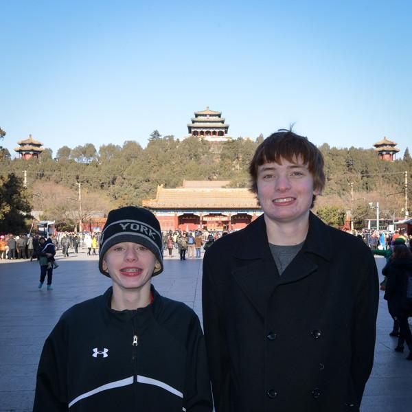 Exiting the Forbidden City