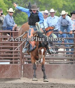 HS Saddle bronc