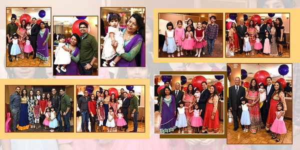 Swati Patel Kids Birthday Party