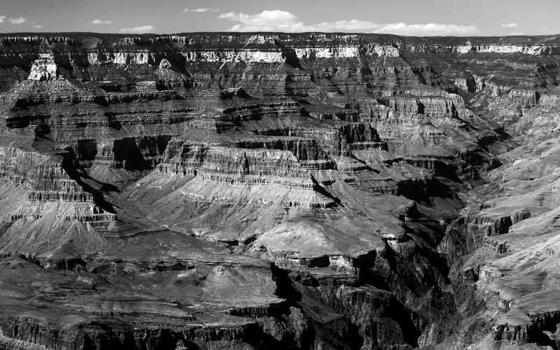 The Grand Canyon from Yavapai Point.