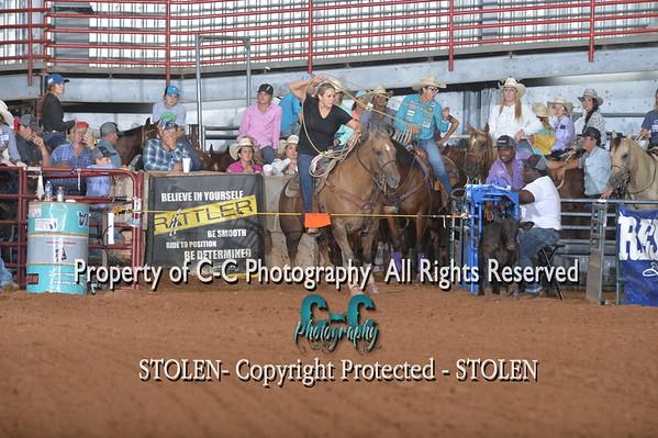 3rd Calf Joe Beaver Labor Day Roping 2019 Glenrose, TX