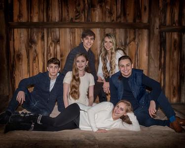 Yurjevich kids