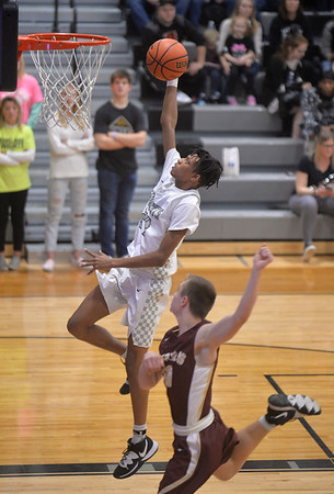 Kaneland boys basketball vs Morris