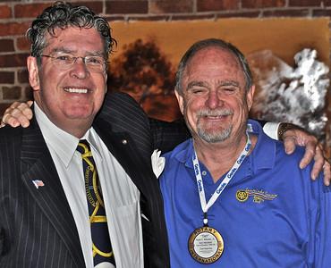 Lamorinda Sunrise Rotary September 3, 2010