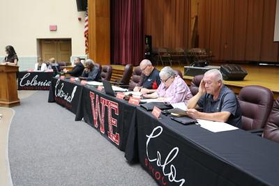May 2018 Board Meeting