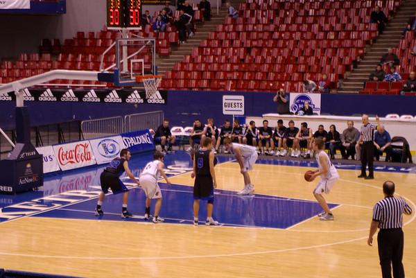 2009 BC AAA Boys Basketball