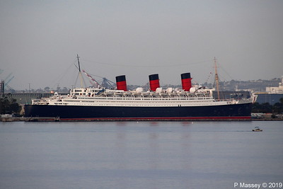 15 - 18 Apr 2019 QUEEN MARY Long Beach, California