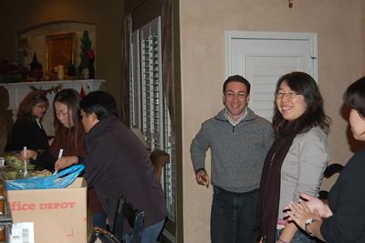 UTA Christmas Party 2009