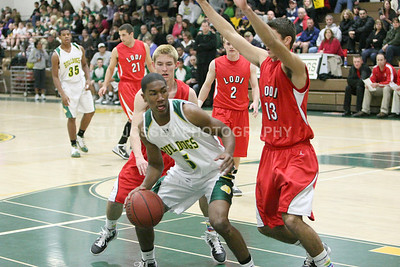 Boys Basketball vs Lodi 2_2_11 (Sophomore and Varsity)