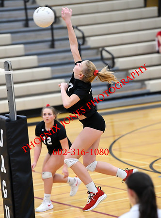 10-17-19 - Boulder Creek v Pinnacle - Volleyball