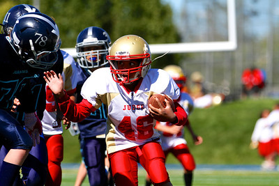 Judge Football PeeWee vs Juan Diego • 9-28-2013