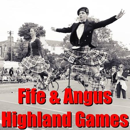 Fife & Angus Highland Games