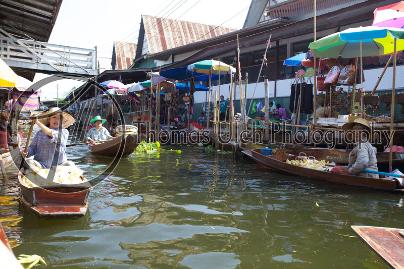 On day three at 7am we booked a trip to a floating market near by. Super cheap. Pick up at the hotel, a boat ride in the market and return all for under 6 bucks US.