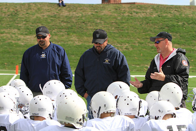 JFL Raiders white vs Panthers 10-15-2011