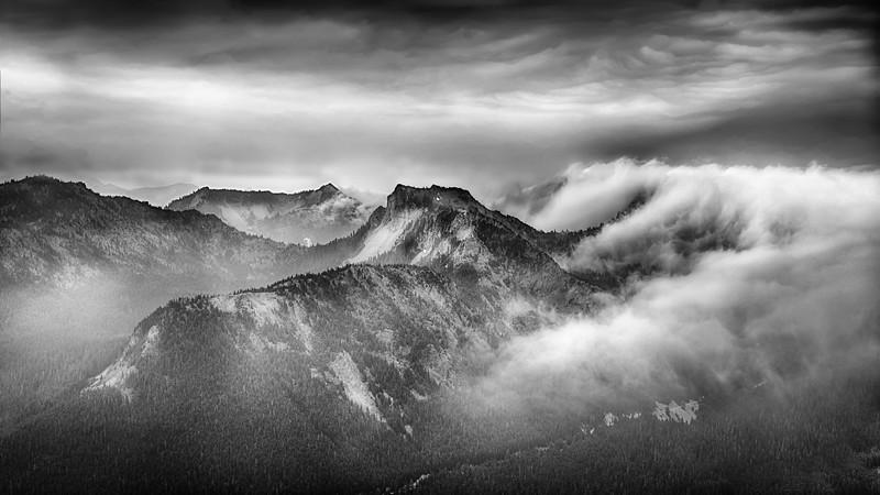 Tamanos Mountain, Mount Rainier National Park