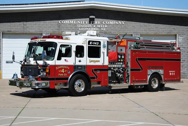 Community Fire Company (Middletown) Station 31-4