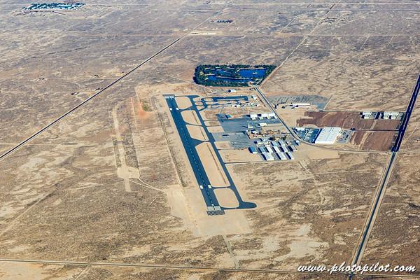 WJF - General William J Fox Airfield