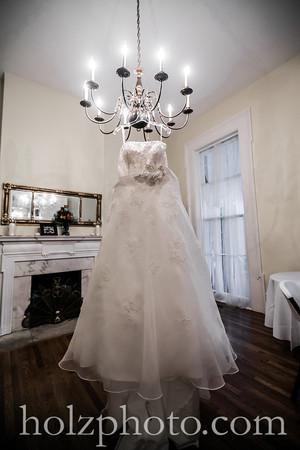 Kristi & Shawn Creative Wedding Photos