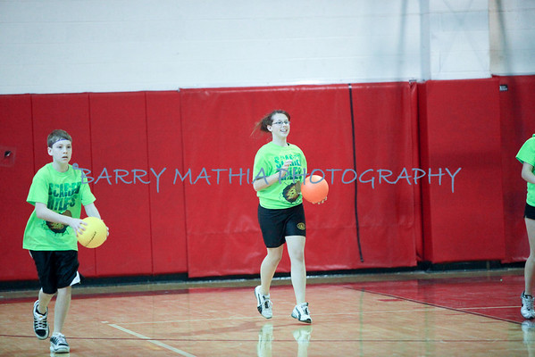 Kenna Bradley Benefit Dodge Ball Tournament #5
