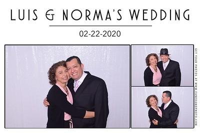 Luis & Norma's Wedding