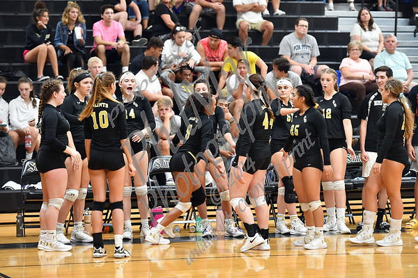 Brandywine vs Berks Catholic Girls High School Volleyball 2018 - 2019