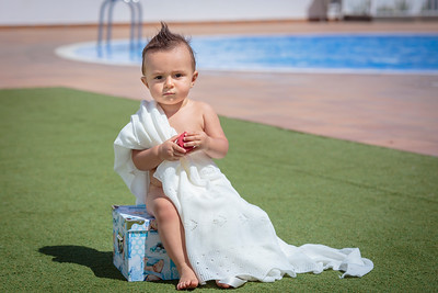 Liam (Sesión bebé)