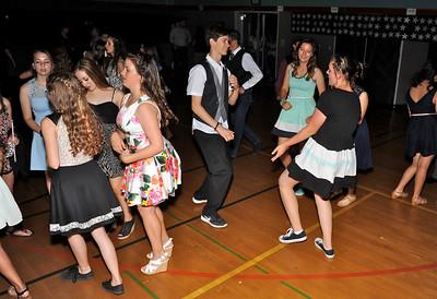 Wells Middle School 2016 8th Grade Dance - 04 June 2016