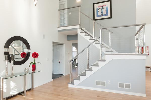 Prairie: Stairwell