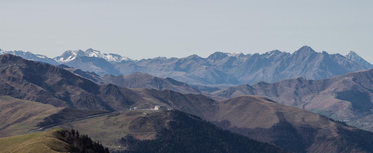 Pirineo central francés