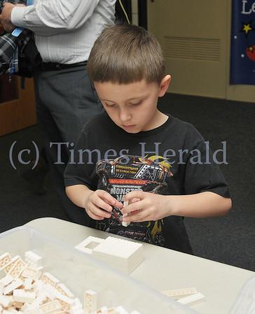 Lego Night at Whitemarsh Elementary
