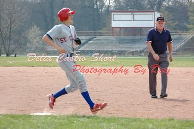 St. Clair JV Baseball Ag. Marysville