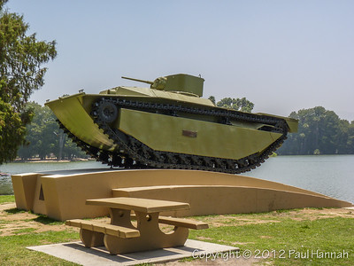California VFW, American Legion, Veterans Parks, Monument Vehicles