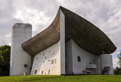 Le Corbusier - Notre Dame du Haut, Ronchamp