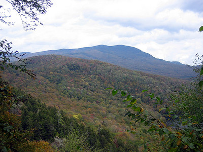 VT: Long Trail hike - Plot Road to Eden Crossing: Sept. 23- 24