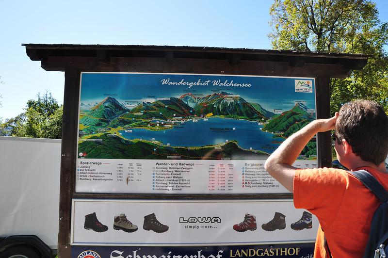 Walchensee - Herzogstand - Heimgarten