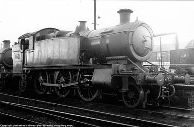 Churchward 3100 & 3150 class 2-6-2T
