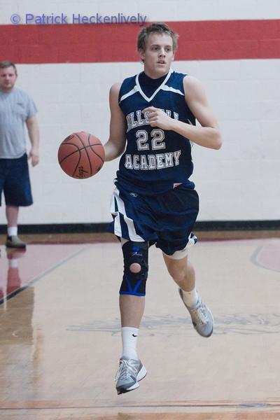 2011-02-26 Boy's Varsity Basketball