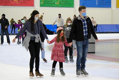Oval Public Skate Dec. 2020