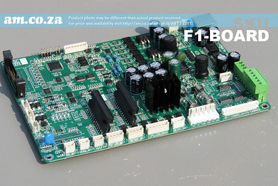 SKU: F1-BOARD, Single Epson XP600 Printhead Motion Control Motherboard on FastCOLOUR ONE Large Format Printer