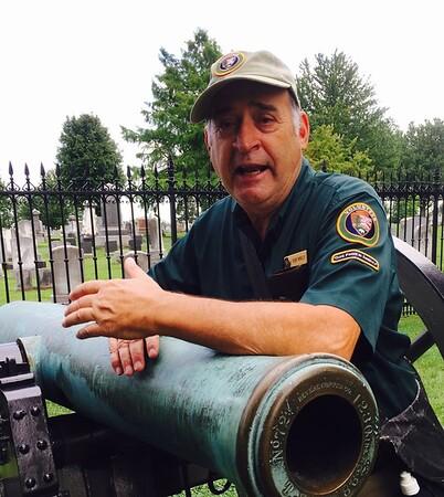 Mr. Eugene Mongello, Gettysburg, PA.
