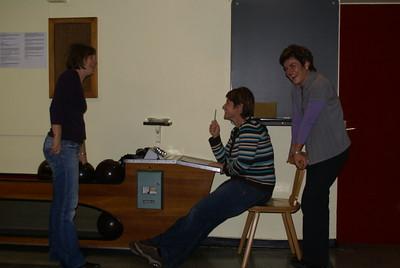 02.11.2009 - Kegeln Frauen- und Fitnessriege