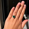3.08ct Vintage Emerald Solitaire, by Tiffany & Co 5