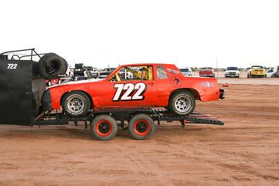 El Paso Speedway Park - July, 2008