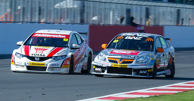 British Touring Car Championships 2012