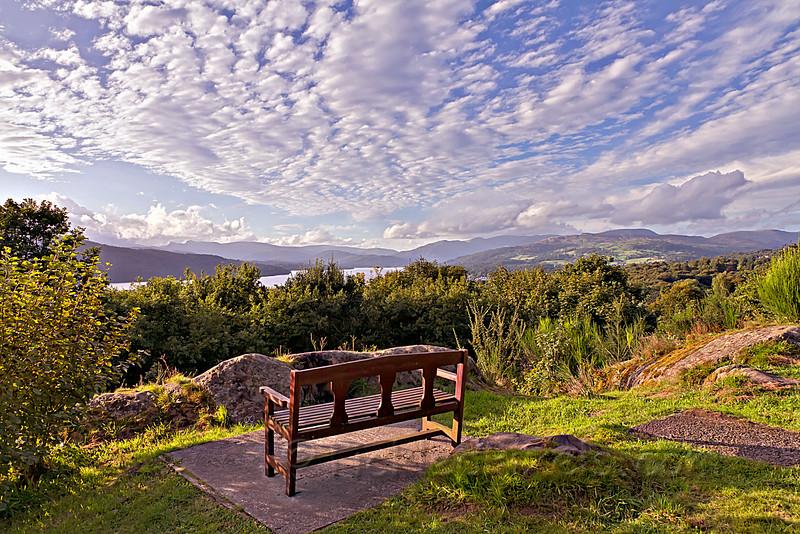 Lake Windermere, Cumbria, England