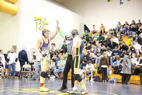 2009-01-10 IHS Wrestling at Everett Classic