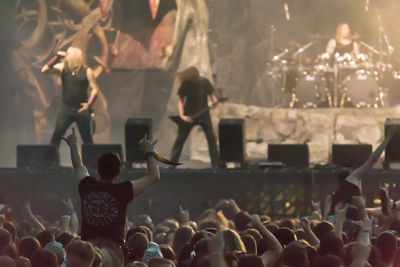 Amon Amarth, With Full Force
