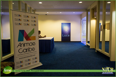 Animae Caribe 2014 - Pre-Launch Event