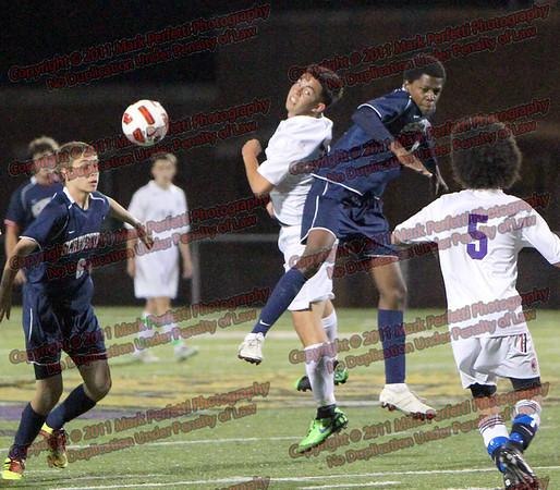 AHS Boys Varsity Soccer 2011